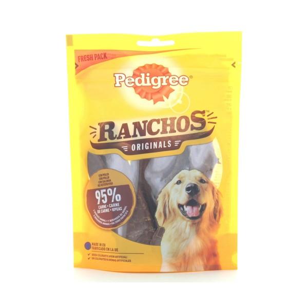 PEDIGREE RANCHOS CON POLLO BUSTA 70 GRAMMI DOG, NUTRIZIONE, S160113, 88541