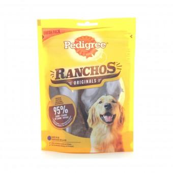 PEDIGREE RANCHOS CON POLLO BUSTA 70 GRAMMI DOG
