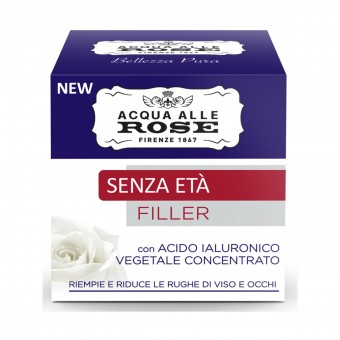 ROBERTS ACQUA ALLE ROSE CREMA SENZA ETA' FILLER 50 ML