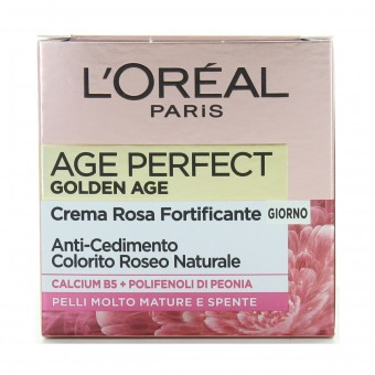 L'OREAL CREMA AGE PERFECT PRO-CALCIUM GIORNO 50 ML