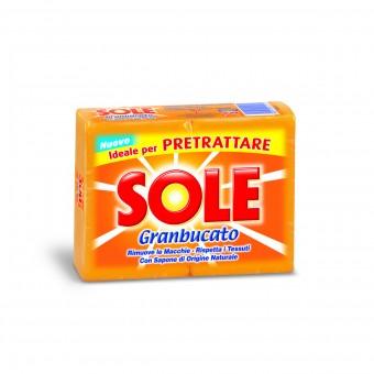 SOLE SAPONE GIALLO 2 PZ.GR.500