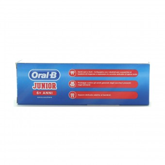 ORAL B DENTIFRICIO JUNIOR STAR WARS 6+ ANNI 75 ML  BAMBINI