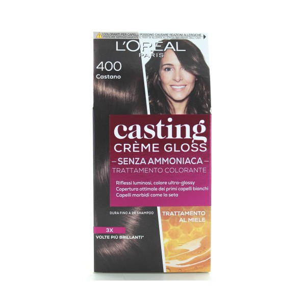 CASTING CREME GLOSS 400 CASTANO         , COLORANTI, S039258, 90365