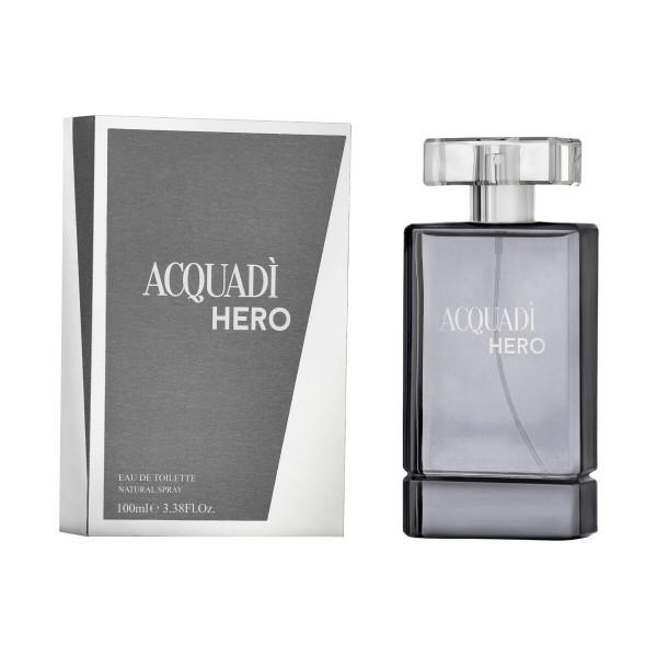 ACQUADI' MAN HERO EDT VAPO 100 ML, PROFUMI UOMO, S157083, 90963