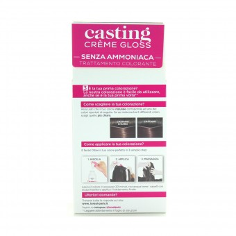CASTING CREME GLOSS 415 MARRON GLACE'