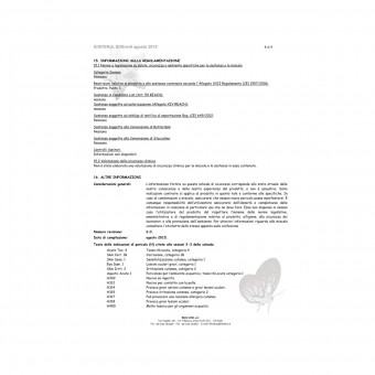 ICISTERJL DISINFETTANTE BATTERICIDA TANICA 5 LT  LIBER