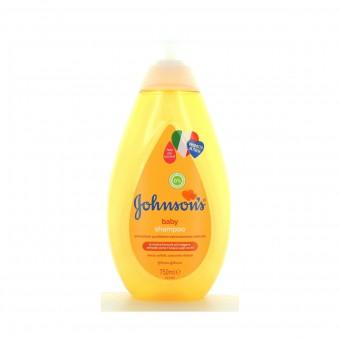 JOHNSON'S BABY SHAMPOO 750 ML