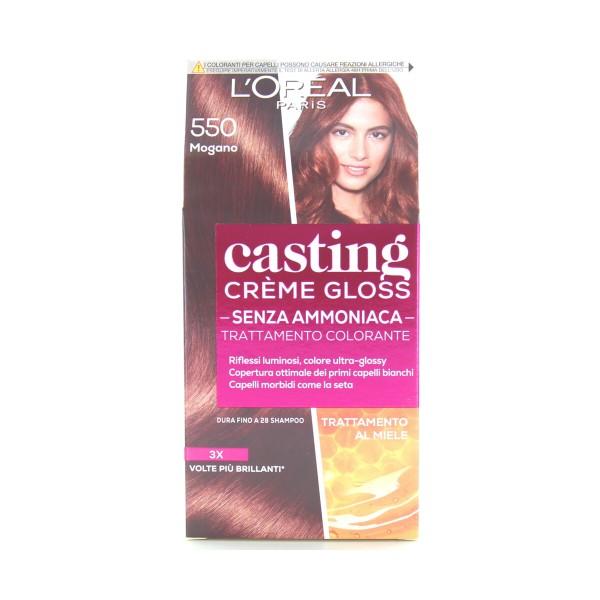 CASTING CREME GLOSS 550 MOGANO          , COLORANTI, S039261, 91475