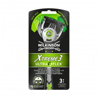 WILKINSON RASOIO XTREME3 ULTRA FLEX 3 PZ