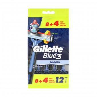 GILLETTE BLUE3 RASOIO USA & GETTA 8+4 PZ