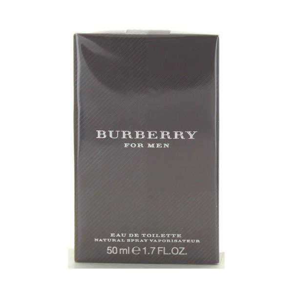 BURBERRY MEN EDT 50 ML, PROFUMI UOMO, S122695, 92756