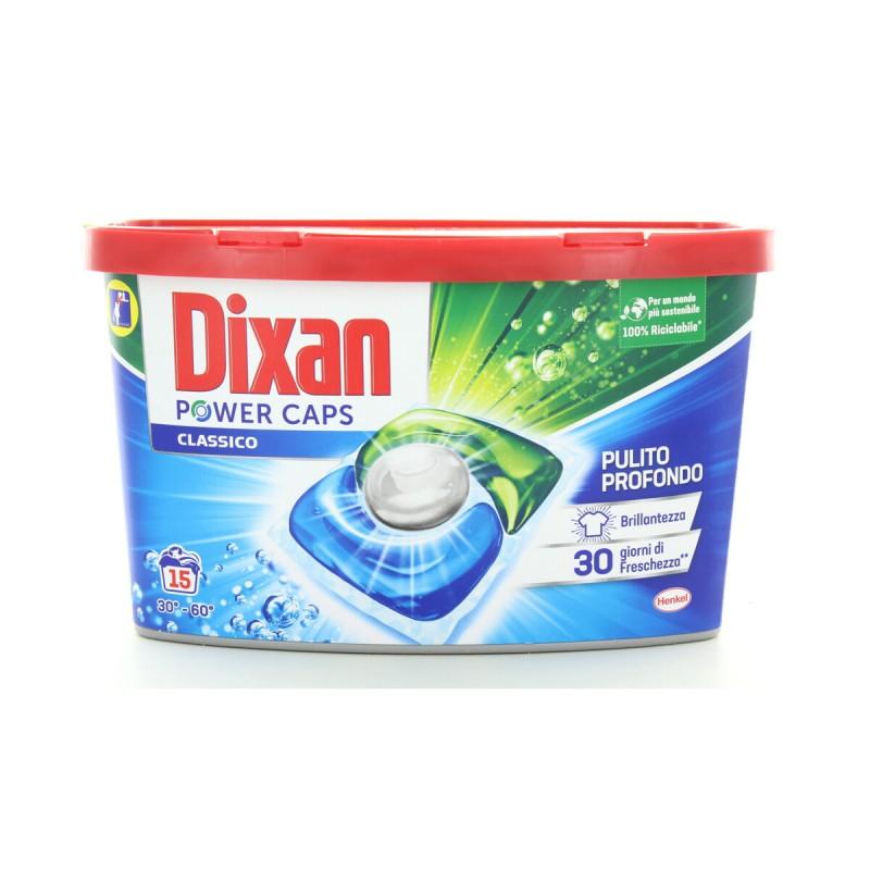 DIXAN POWER CAPS CLASSICO 15 CAPS