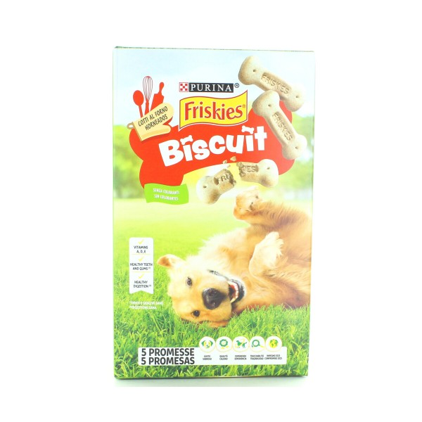 FRISKIES BISCUIT CANE GR.650            , NUTRIZIONE, S041715, 95924