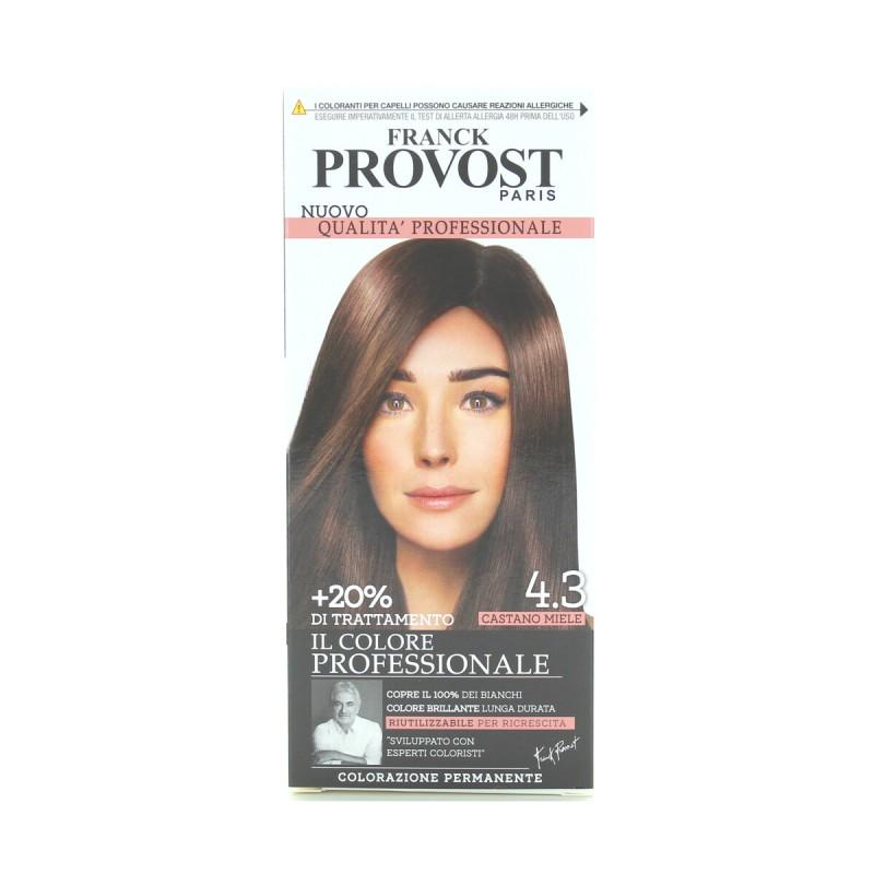 PROVOST COLORAZIONE PROFESSIONALE 4,3 CASTANO MIELE