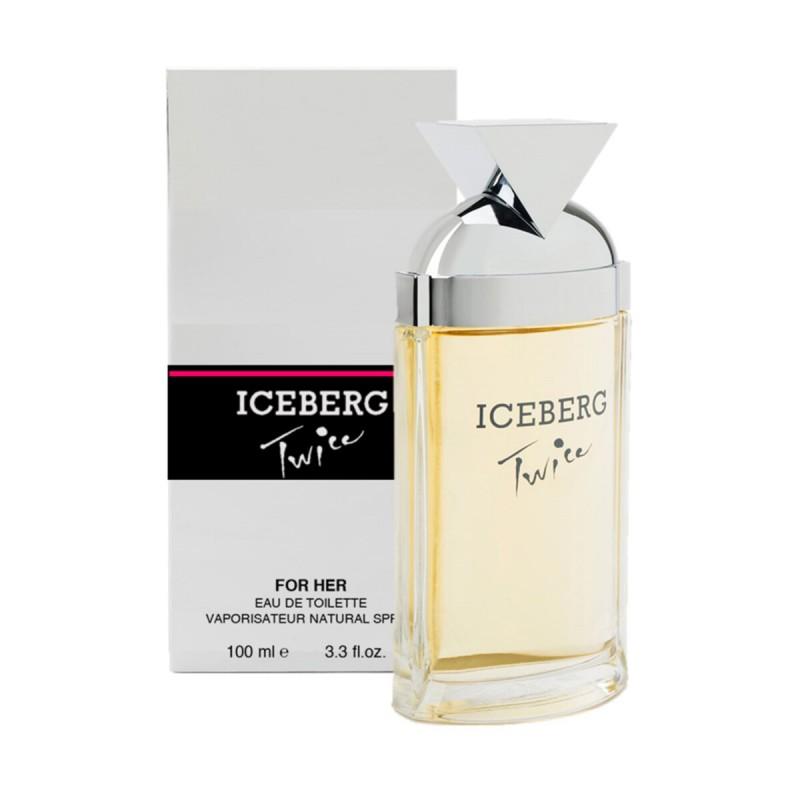 ICEBERG TWICE WOMAN EDT VAPO 100 ML.